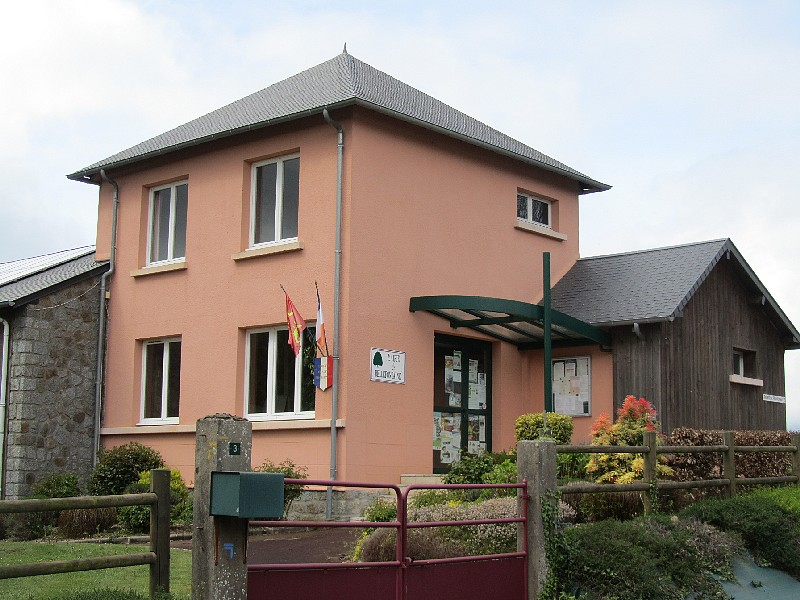 Mairie Bellefontaine
