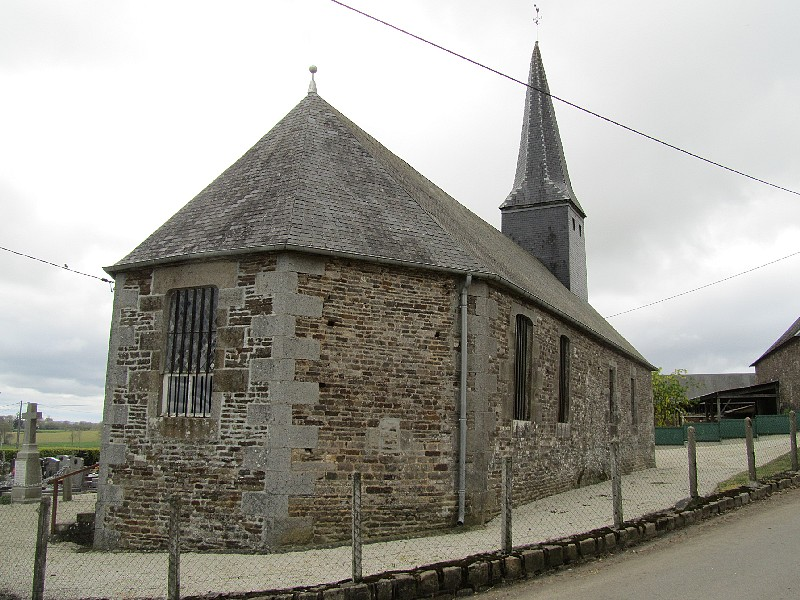 Eglise Chasseguey