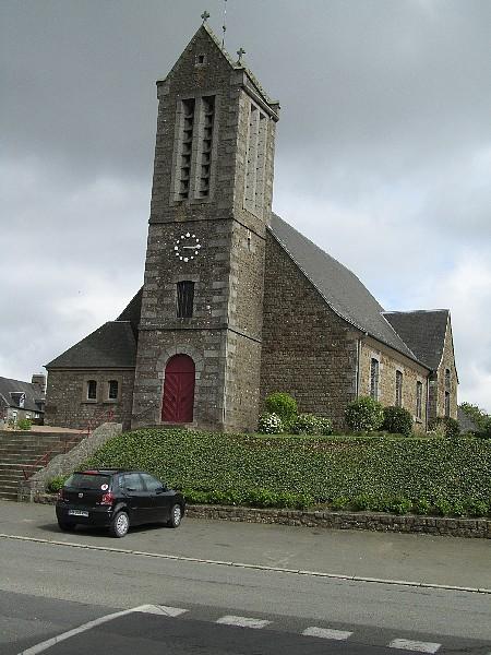 Eglise Juvigny-le-Tertre