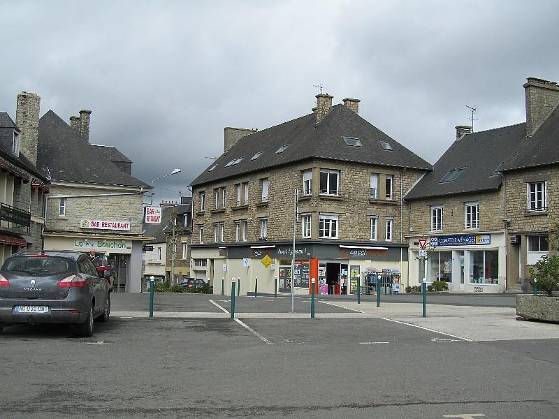 Centre bourg Juvigny-le-Tertre