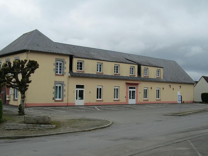 Salle des FETES  Juvigny-le-Tertre