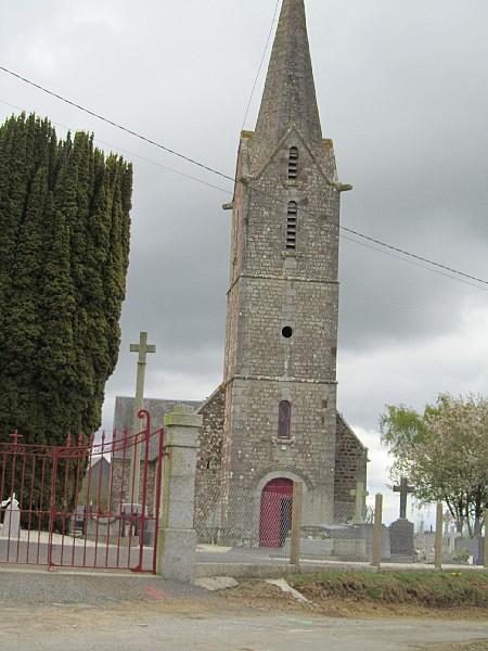 Eglise La Bazoge
