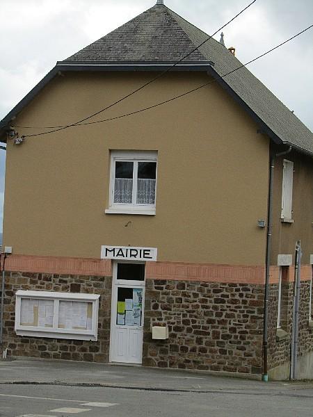 Mairie La Bazoge