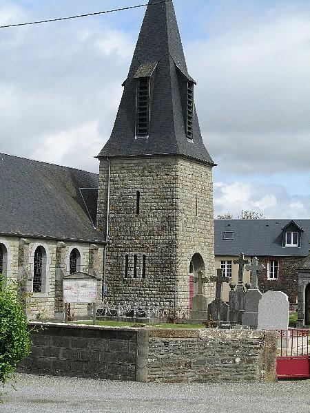 Eglise Le Mesnil-TOVE