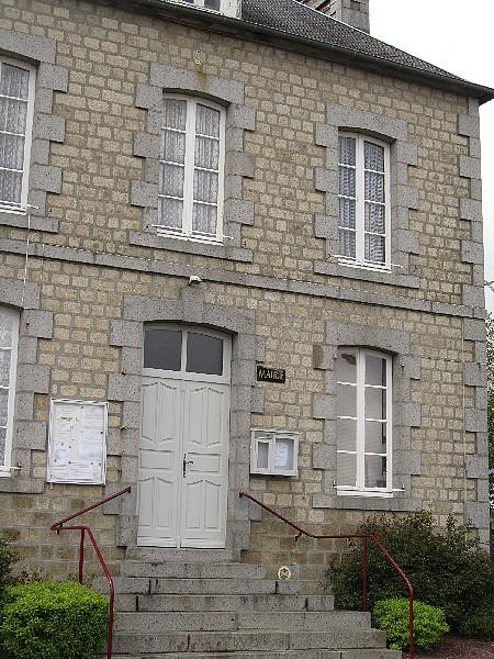 Mairie Le Mesnil Tove