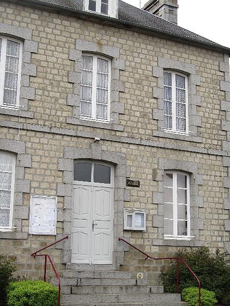 Mairie Le Mesnil-TOVE