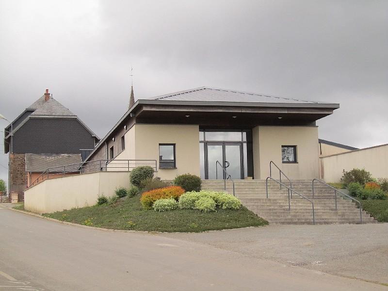 Salle des FETES La Bazoge