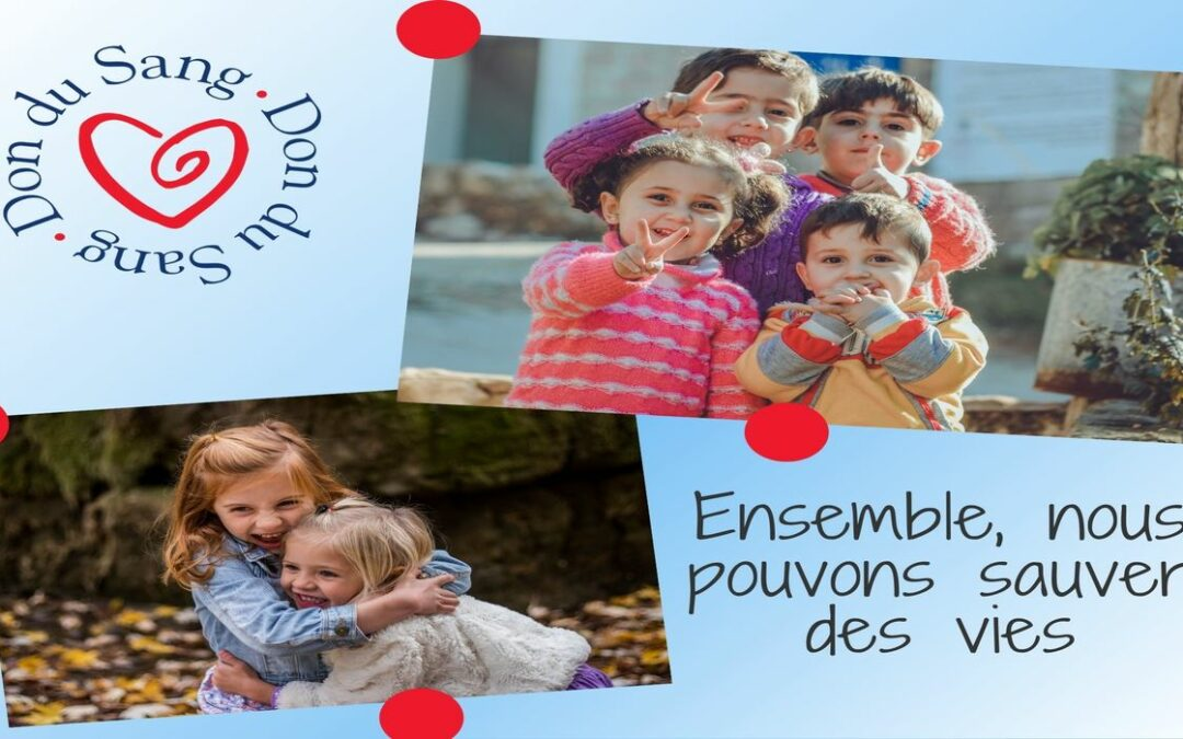 Don du sang à Juvigny-le-Tertre